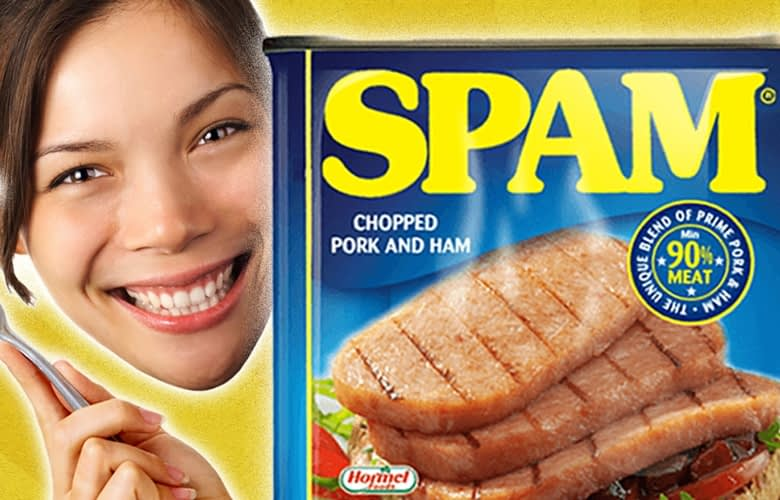 SPAM project thumb Image