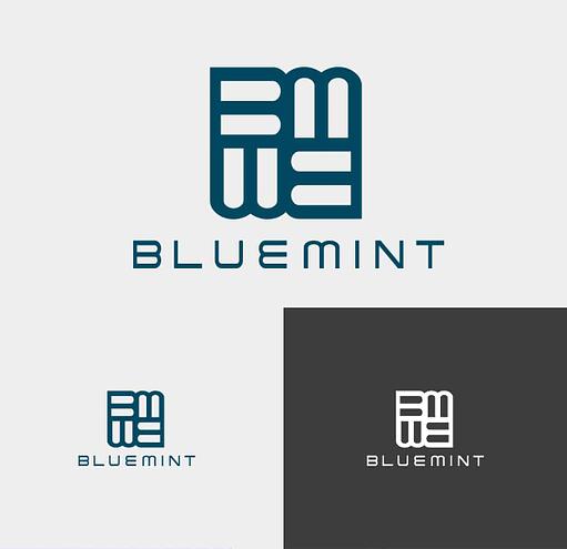 Branding Blue Mint