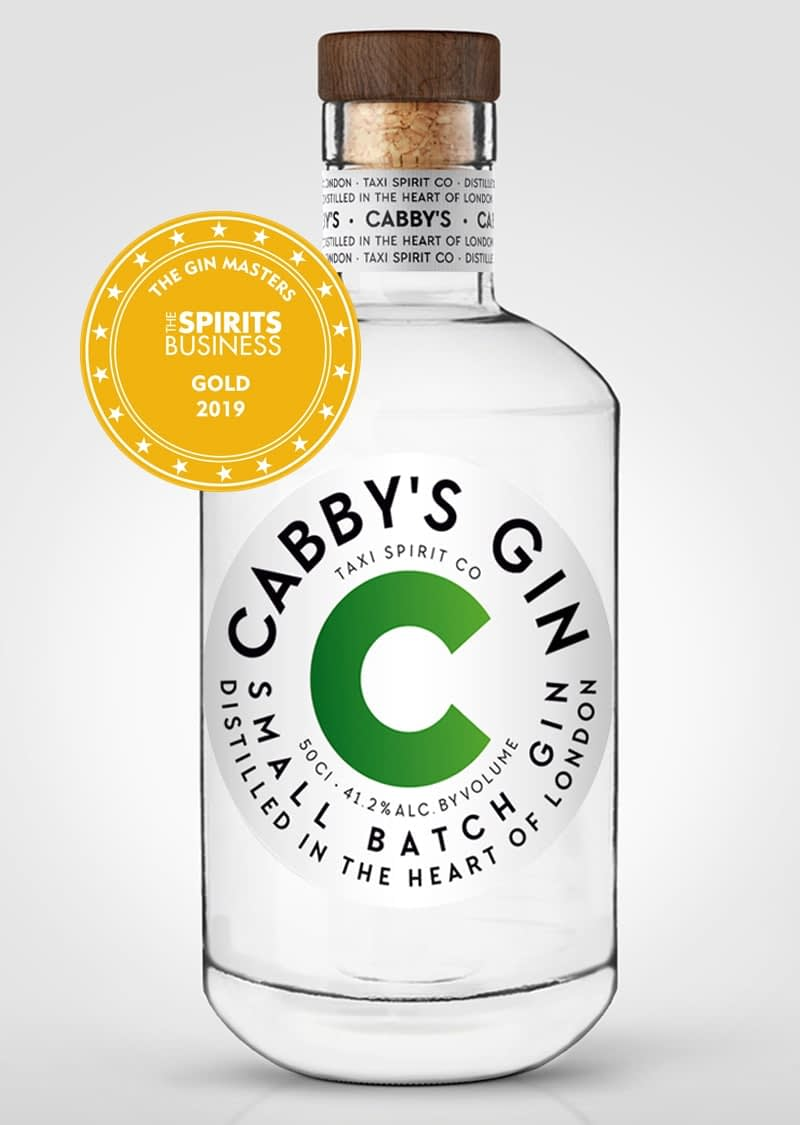 Taxi Product image Cabby's Gin