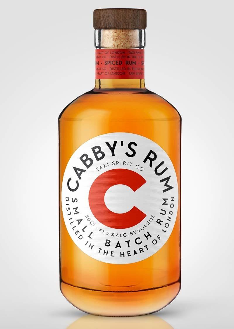 Cabby's Spiced Rum
