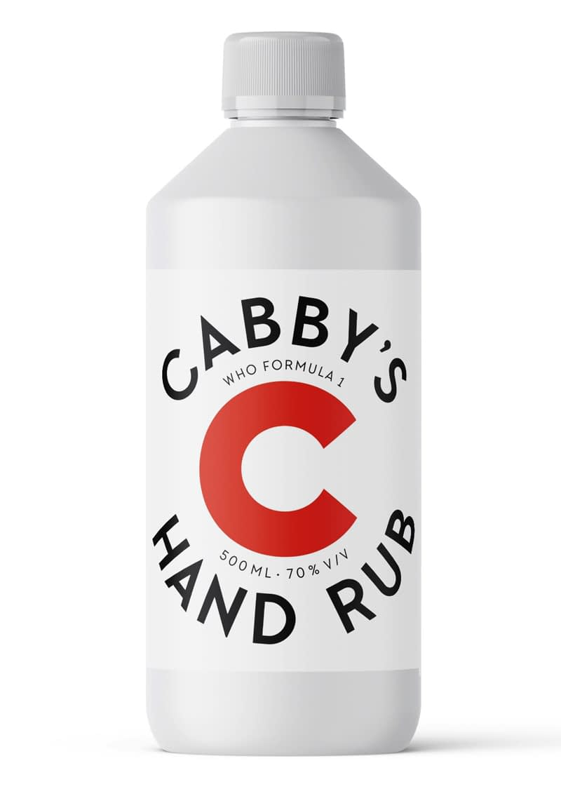 Cabby's Hand Rub