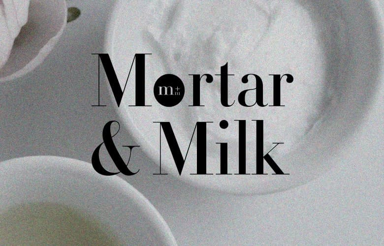 Mortar and Milk 2 project thumb